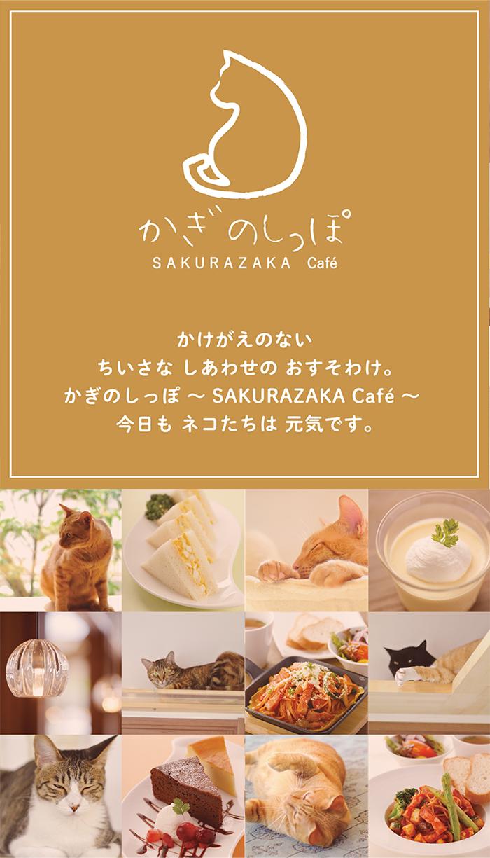 かぎのしっぽ ~SAKURAZAKA Café~ 大分市のカフェ